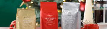 スタバのホリデー限定コーヒーと特典のマスキングテープを紹介