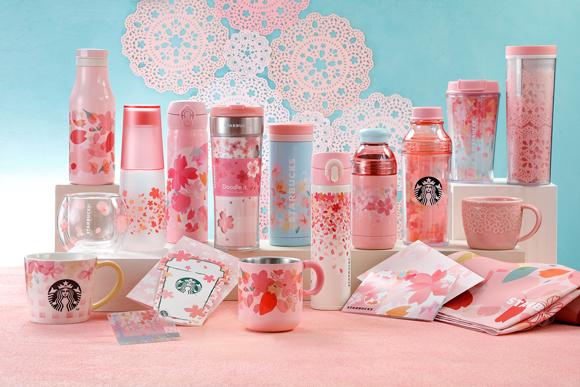 「Starbucks スターバックス 桜」的圖片搜尋結果
